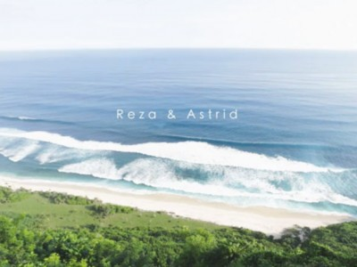 Astrid & Reza - Bali Wedding Highlights