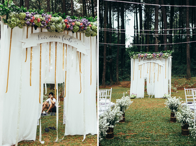 Joe pinky wedding rustic wedding at sentul bogor venema pictures explore more junglespirit Image collections
