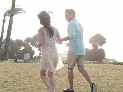 DENNIS & DORA - WEDDING, PAN PASIFIC NIRWANA BALI