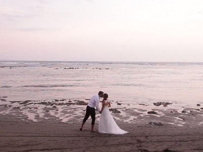 NICK & CLAIRE - WEDDING, TAMAN AHIMSA BALI