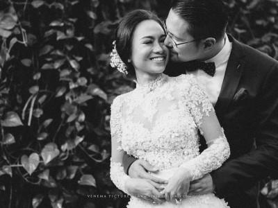 DERRICK & OLIVIA - WEDDING, JAKARTA