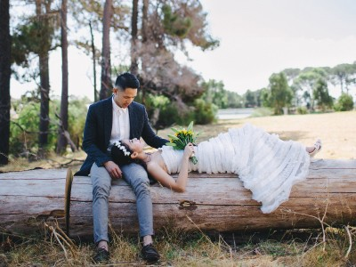 STEVEN & ADELIN - PREWEDDING, PERTH