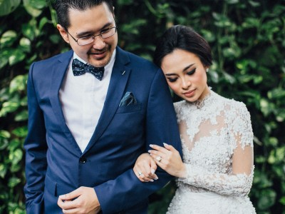 Derrick & Olivia - Wedding Video, Jakarta