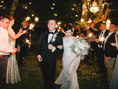 EVAN & PRISCILLA WEDDING | KHAYANGAN ESTATE PECATU | BALI WEDDING